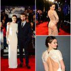 Insurgent a avut premiera de gala la Londra: Shailene Woodley si Theo James au stralucit pe covorul rosu. Cine este vedeta care a atras toate privirile