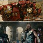 Un nou clip spectaculos din The Avengers: Age of Ultron. Cei mai tari super eroi din lume il infrunta pe Ultron