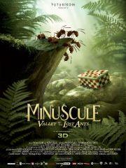 Minuscule: Valley of the Lost Ants/ Minuscule: Aventura furnicutelor ratacite - 3D
