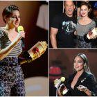 MTV Movie Awards: seara de vis pentru Shailene Woodley, desemnata cea mai buna actrita, The Fault in Our Stars, filmul anului. Vezi lista completa aici