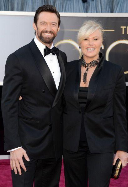 Singura actrita cu care sotia lui Hugh Jackman nu vrea sa il vada in filme:  Nu are voie sa joace cu Angelina Jolie