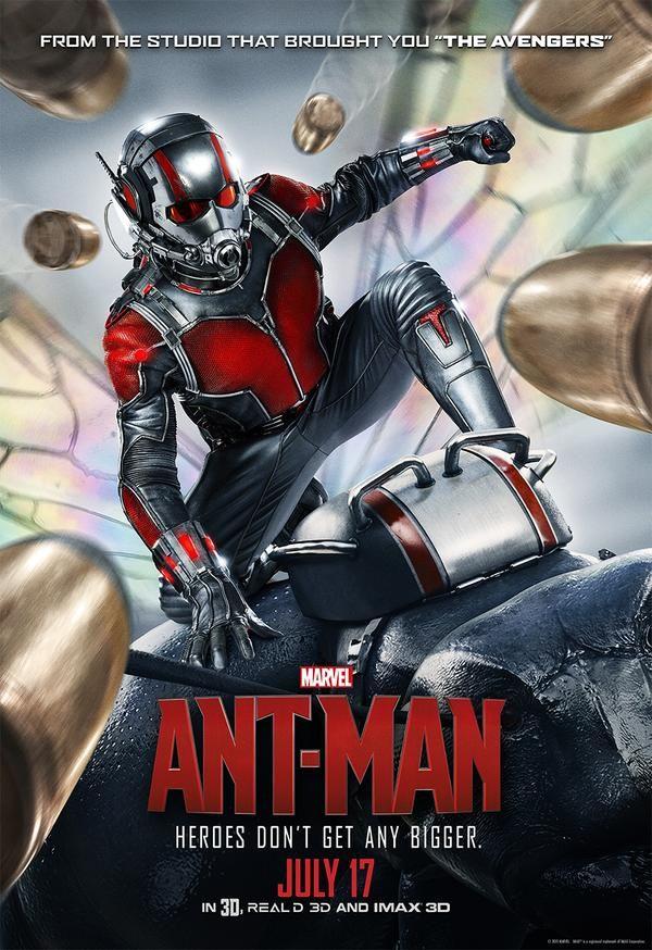 Premiere la cinema: Ant-Man si Magic Mike XXL, filmele saptamanii in cinematografele din Romania