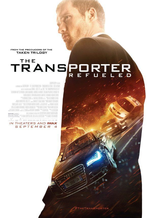 Premiere la cinema: Transporter Refueled aduce adrenalina in cinematografele din Romania