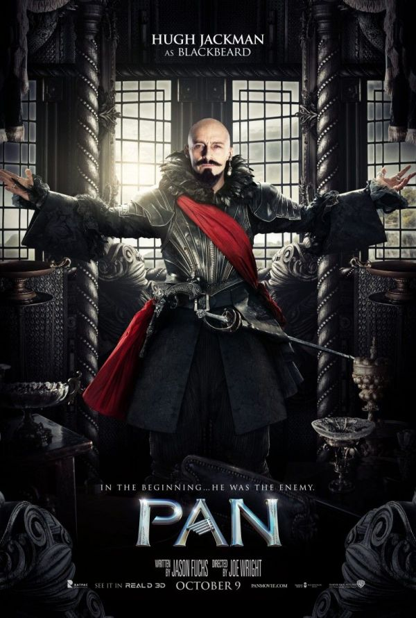 Premiere la cinema: Pan si The Walk, productiile saptamanii in cinematografele din Romania