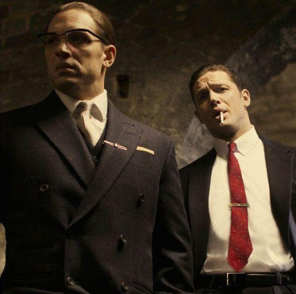 Tom Hardy dubleaza miza in ,,Gangsteri de legenda , un film de neratat, din 16 octombrie, la cinema