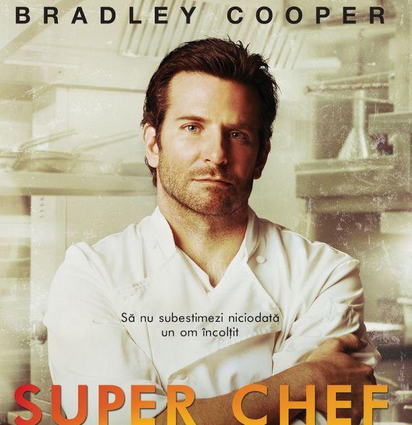 Bradley Cooper este un bucatar neobisnuit in filmul bdquo;Burnt: Super Chef , din 23 octombrie la cinema. Vezi trailerul