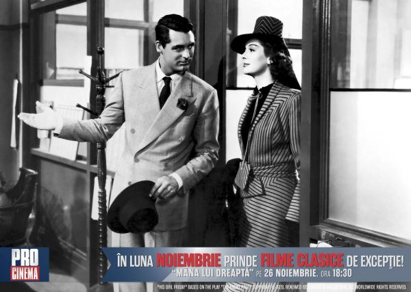 In luna noiembrie, PRO CINEMA te prinde cu filme clasice de exceptie!