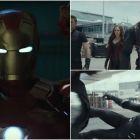 S-a lansat primul trailer pentru Captain America: Civil War.  Incepe batalia intre Iron Man si Captain America: vezi imaginile spectaculoase