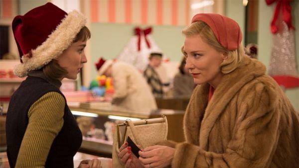 Independent Spirit Awards: Carol, cu Cate Blanchett si Rooney Mara, a primit cele mai multe nominalizari. Vezi lista completa