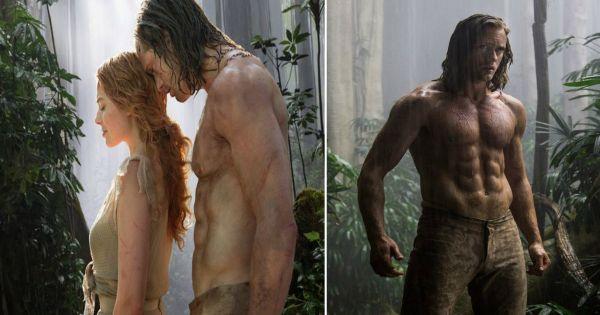 Trailer pentru The Legend of Tarzan. Alexander Skarsgard si Margot Robbie, protagonistii unei aventuri spectaculoase in 3D