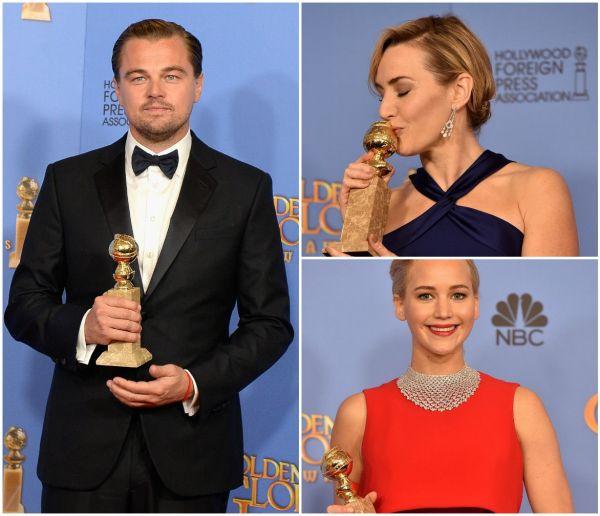 Globurile de Aur 2016. The Revenant a triumfat la cel mai bun film de drama, iar Leonardo DiCaprio a fost recompensat pentru cel mai bun actor. Vezi lista castigatorilor