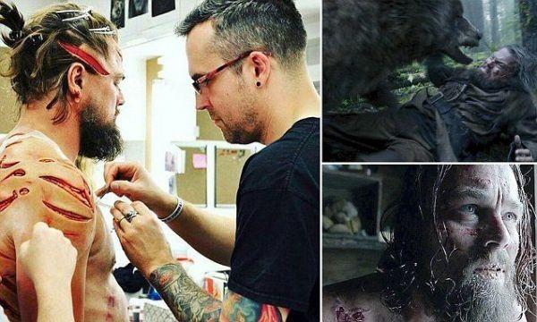 Anatomia unei scene infioratoare. Cum au fost create ranile cumplite ale personajului interpretat de Leonardo DiCaprio in The Revenant, dupa ce este sfasiat de un urs