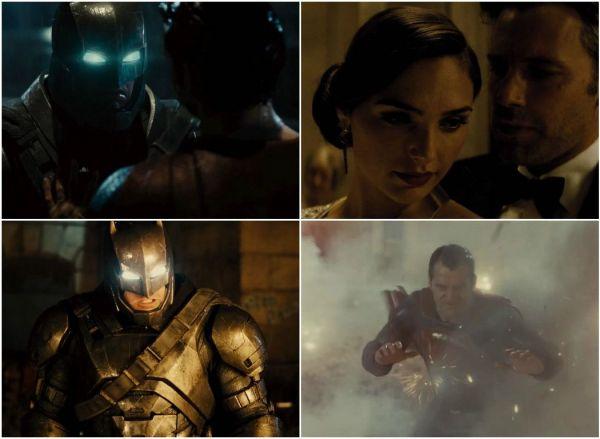 Batalie intre zei si oameni in noul trailer pentru Batman v Superman: Dawn of Justice. Scenele spectaculoase in care apar Ben Affleck si Henry Cavill