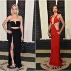 Au renuntat la rochiile elegante pentru unele foarte sexy. Cum s-au imbracat vedetele la petrecerea Vanity Fair dupa gala Oscarurilor