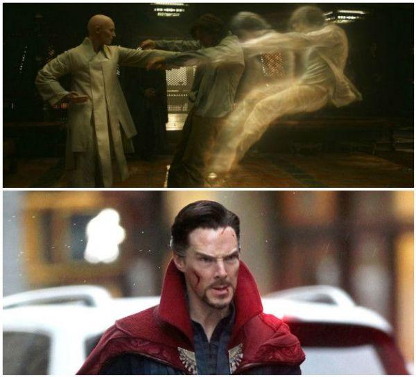 Primul trailer pentru  Doctor Strange : Benedict Cumberbatch  si Tilda Swinton prezinta latura magica a universului Marvel