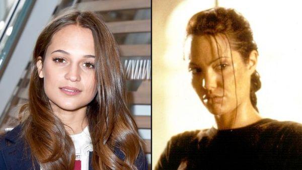 Lara Croft se intoarce pe ecrane: dupa Angelina Jolie, Alicia Vikander o va juca pe cea mai sexy eroina de actiune