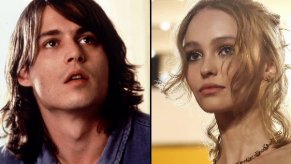 Fiica lui Johnny Depp este de o frumusete rapitoare. Aparitia senzationala a lui Lily-Rose de la Cannes