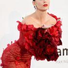 Katy Perry, Heidi Klum si Milla Jovovich, printre vedetele care au stralucit la gala de caritate AMFAR. GALERIE FOTO