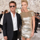 Sean Penn isi prezinta noul film,  The Last Face , la Cannes. Povestea filmului in care joaca si fosta iubita, Charlize Theron