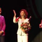 TIFF 2016.  Caini , regizat de Bogdan Mirica, si premiat la Cannes, a luat marele trofeu. Momentul special oferit de Sophia Loren si Madalina Ghenea