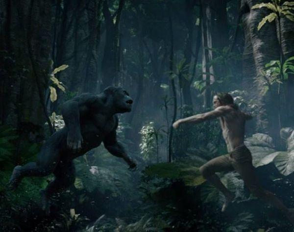 ,,Legenda lui Tarzan  poate fi urmarita in premiera pe marile ecrane din 8 iulie: secretele celui mai tare film de aventura al verii