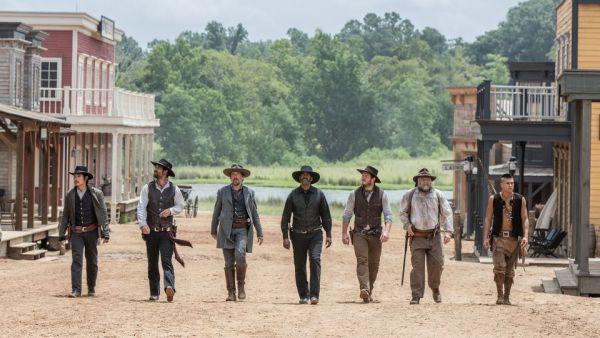 Sapte actori magnifici intr-un western justitiar: de la Denzel Washington la Chris Pratt. Cum au recreat unul dintre filmele clasice ale cinematografiei mondiale