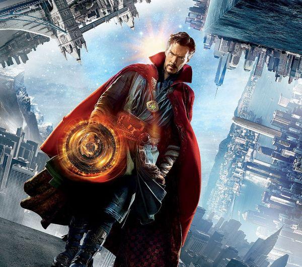 bdquo;Doctor Strange , cel mai nou film Marvel: minunat in 3D, pur si simplu magic in IMAX 3D si 4DX 3D
