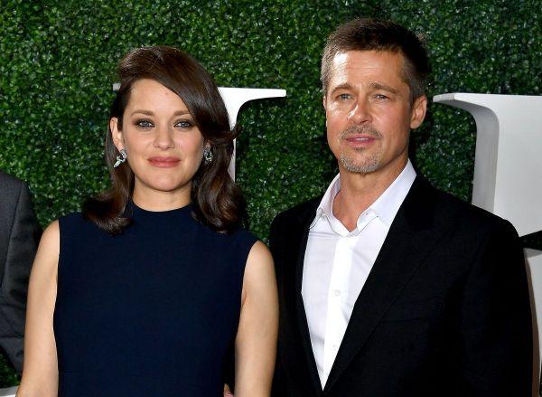 Prima aparitie publica a lui Brad Pitt, dupa divortul de Angelina Jolie. Actorul, prezent alaturi de Marion Cotillard la premiera filmului Allied
