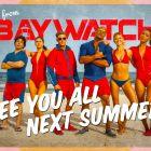Dwayne Johnson si Zac Efron sunt doi barbati invidiati in filmul Baywatch, continuarea serialului de succes. VIDEO cu scene de actiune