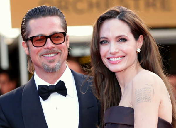 Fetita de 8 ani a Angelinei Jolie cu Brad Pitt, o papusa in miniatura. Cat de frumoasa s-a facut si cum a fost pozata