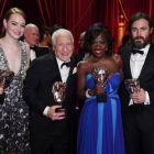 Premiile BAFTA 2017.  La La Land , cel mai bun film.  Son of Saul , in care joaca Levente Molnar, premiat pentru film strain. GALERIE FOTO