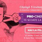HAI LA FILM CU PRO CINEMA!