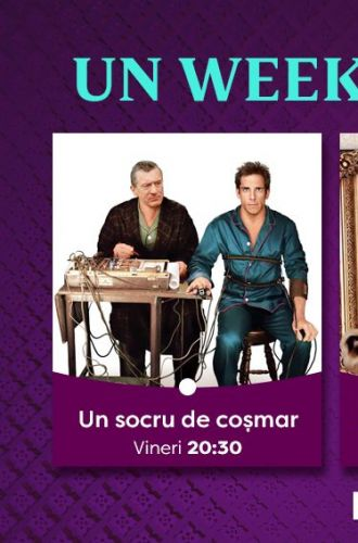 """PRO CINEMA îți aduce un weekend de """"coșmar""""! Petrece alături de The Fockers și aventurile lor"""