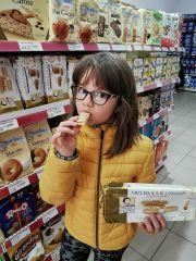 (P) Un film bun merge cu ceva dulce, de la magazinul italian SuperMercato