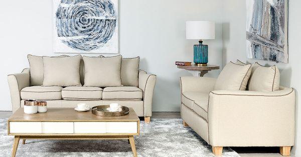 (P) Peretele din spatele canapelei e prea gol? Iată 5 idei decorative