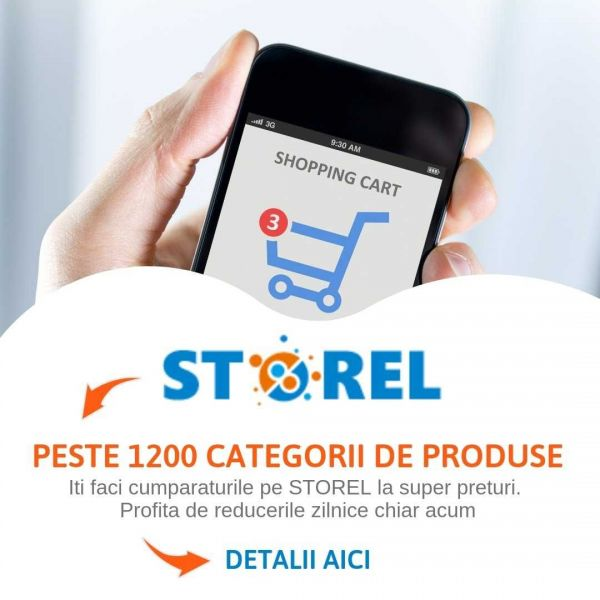 (P) Storel.ro - marketplace cu personalitate