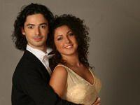 Dan Bordeianu & Mirela Tiron