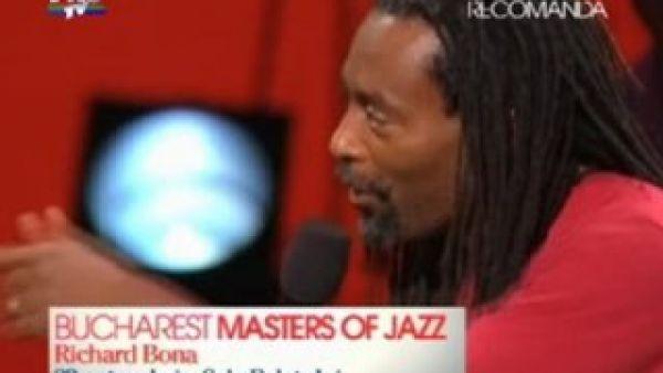 Apropo Tv recomanda:Bucharest masters of jazz I