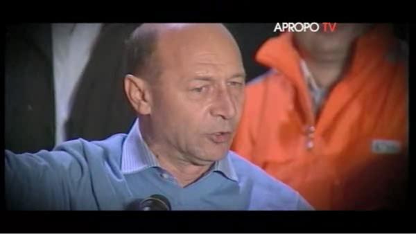 Tara minunilor: Basescu vs. Geoana