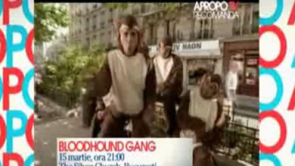 Apropo Tv recomanda Bloodhound Gang