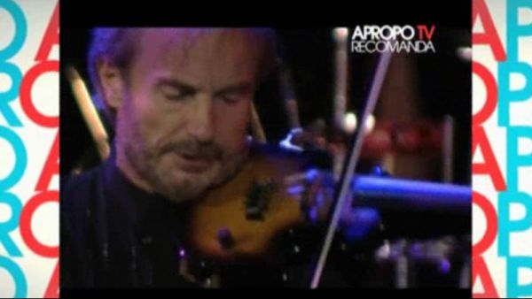 Apropo TV recomanda: Jean-Luc Ponty & his band