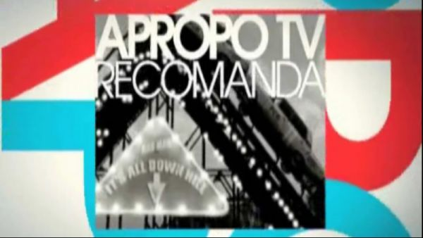 Apropo Tv recomanda Shortsup Musicology