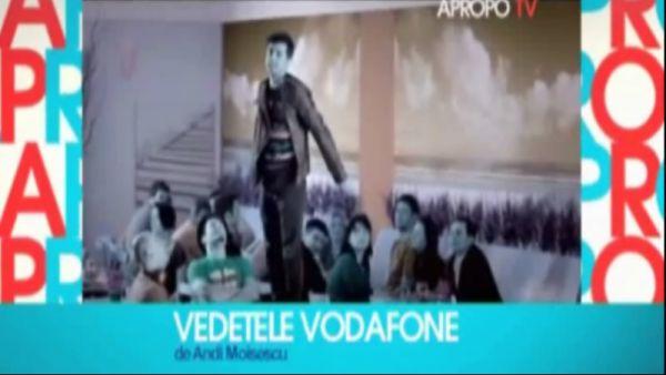 Vedetele Vodafone