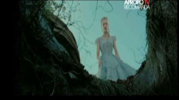Apropo Tv recomanda: Alice in tara minunilor