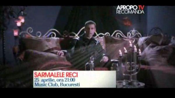 Apropo TV recomanda Sarmalele Reci