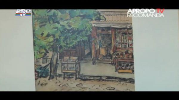 Apropo Tv recomanda: expozitie Nicolae Toniza