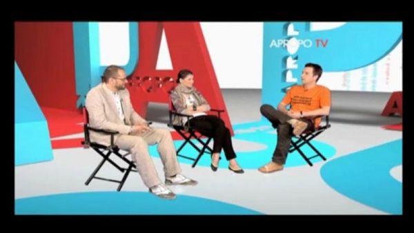 Tara minunilor: Crina Semciuc si Oreste, intr-un film regizat de Dan Chisu