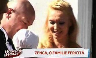 """Raluca Zenga: """"La nunta, nu l-am calcat pe picior pe Walter, m-a calcat el pe trena"""" VIDEO"""