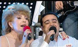 Corina Chiriac a facut duet cu Adi Minune, la Happy Hour!