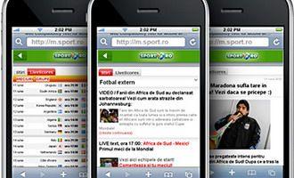 www.sport.ro s-a mobilat!